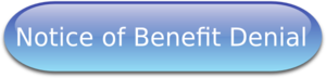 Notice-of-benefit-denial Clip Art