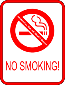 Quit Smoking Clip Art