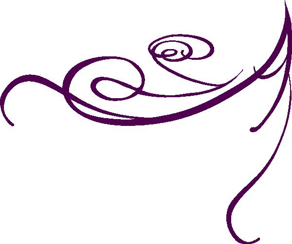 decorative swirl clip art at clker com