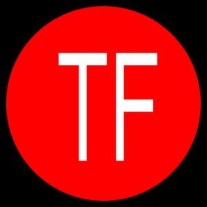 Tf Logo Clip Art at Clker.com - vector clip art online, royalty free ...