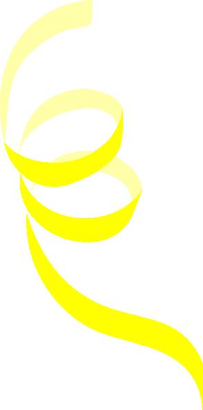 Confetti Yellow Clip Art at Clker.com - vector clip art online ...