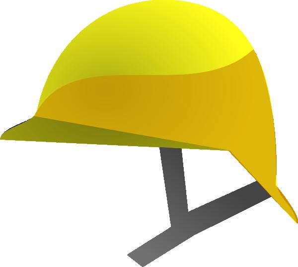 yellow hard hat clipart - photo #10