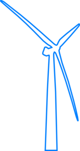 Piju Wind Turbine Clip Art