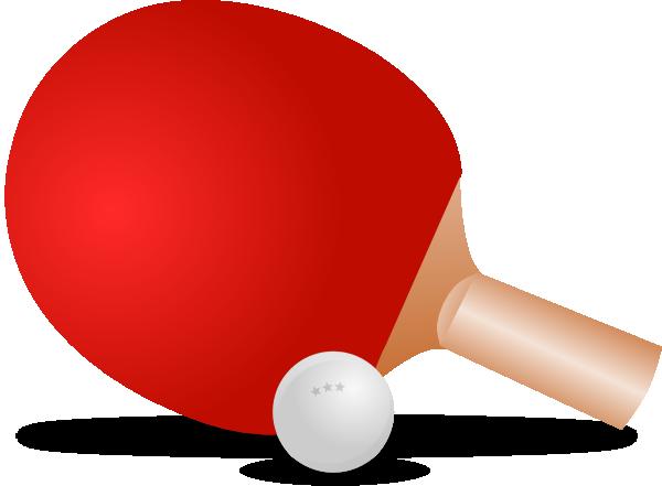 Ping Pong Clip Art At Clker Com Vector Clip Art Online