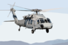 Sh-60s Flies Over The Southern California Mountains During Routine Training Operations Clip Art
