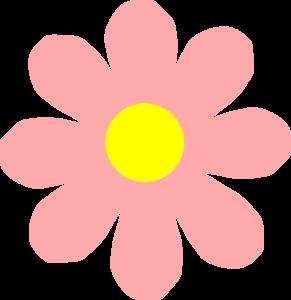 Pink flower 101 clip art at clker vector clip art online pink flower 101 clip art mightylinksfo