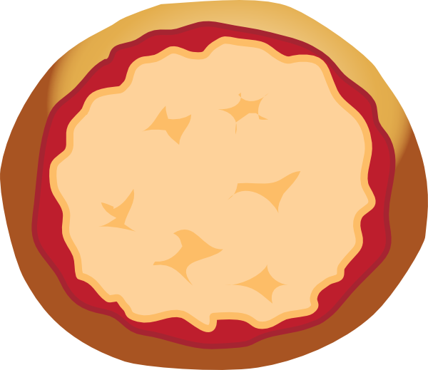 pizza plain clip art at clker com