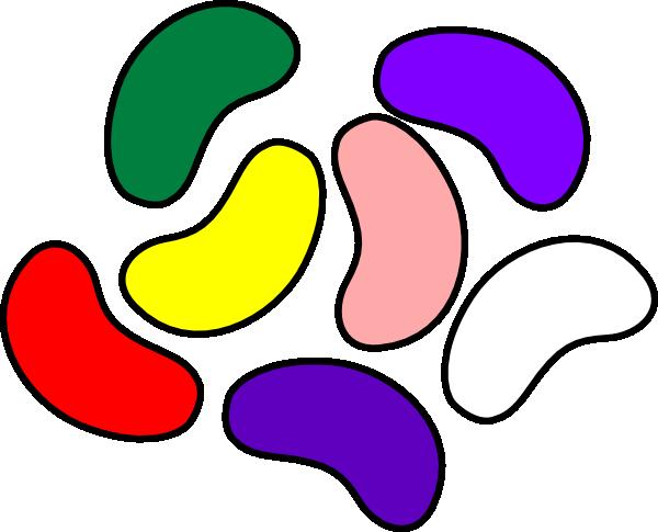 jelly beans clip art at clker com vector clip art online Handyman Clip Art Black and White House Clip Art Black and White