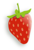 Strawberry (edited) Clip Art