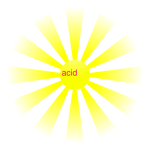Sunshine Acid Clip Art