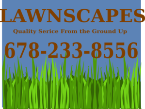 Lawnscapes Clip Art