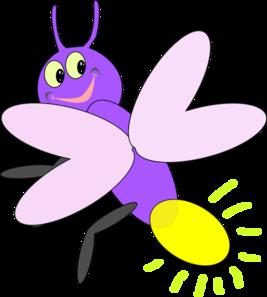 Preschool Firefly Clip Art
