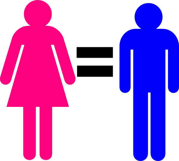 Symbol Male And Female Clip Art At Clker Vector Clip Art