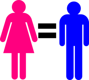 Symbol Male And Female Clip Art
