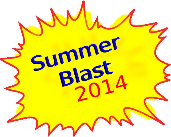 summer blast 2014 clip art at clker com vector clip art online rh clker com bullet clip art free blast clipart vector