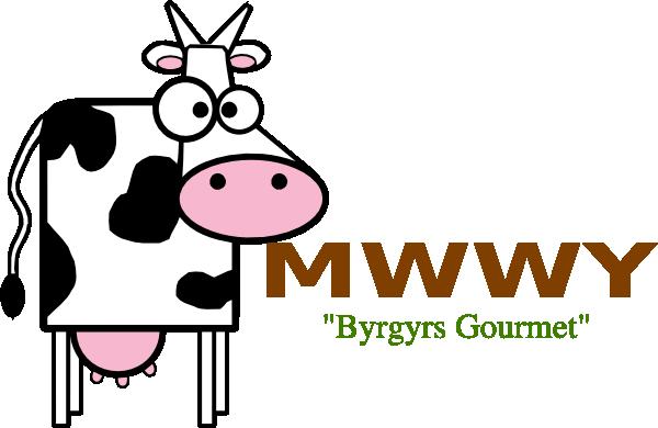 Cow Logo Cow logo clip art - vector