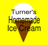 Turner S Homemade Ice Cream Clip Art