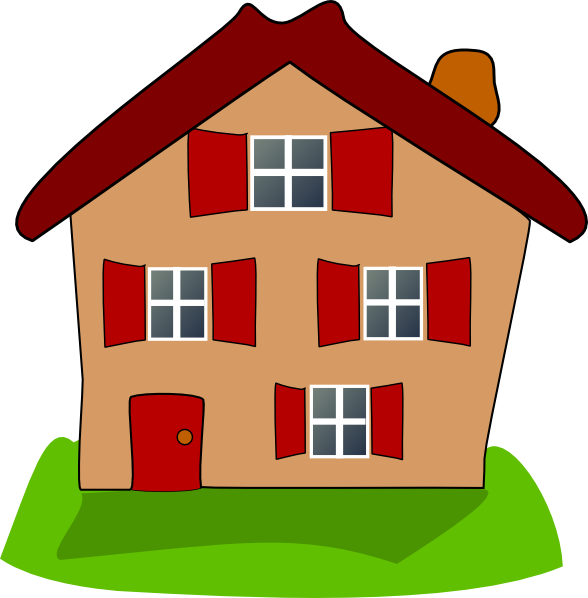 house clipart png - photo #38
