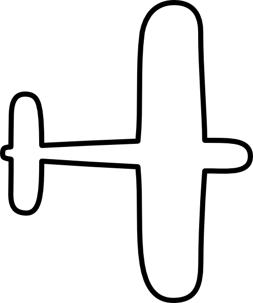 airplane hanger clip art