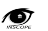 Inscope Eye With House 2 Clip Art