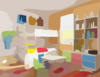 Kids Room Ideas Clip Art