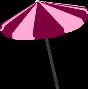 beach umbrella clip art at clker com vector clip art online rh clker com clipart person umbrella beach black/white red beach umbrella clipart