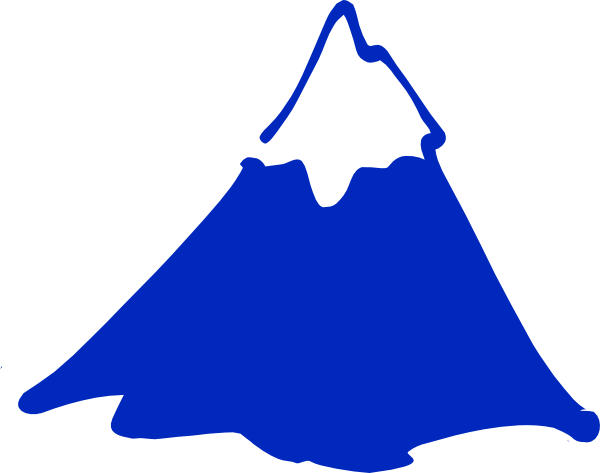 Mountain Peak Clip Art at Clker.com - vector clip art ...