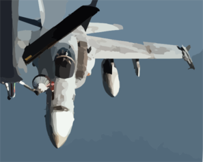 F/a-18 Air To Air Clip Art