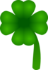 Four Leaf Clover Clip Art