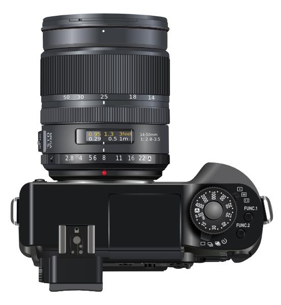 Lumix Full Frame Cameras