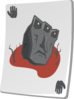 Upgrade Card Instant Resurrection Clip Art