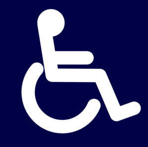 Handicapped Symbol Clip Art