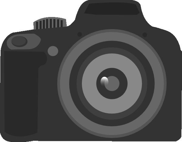 free clipart slr camera - photo #2