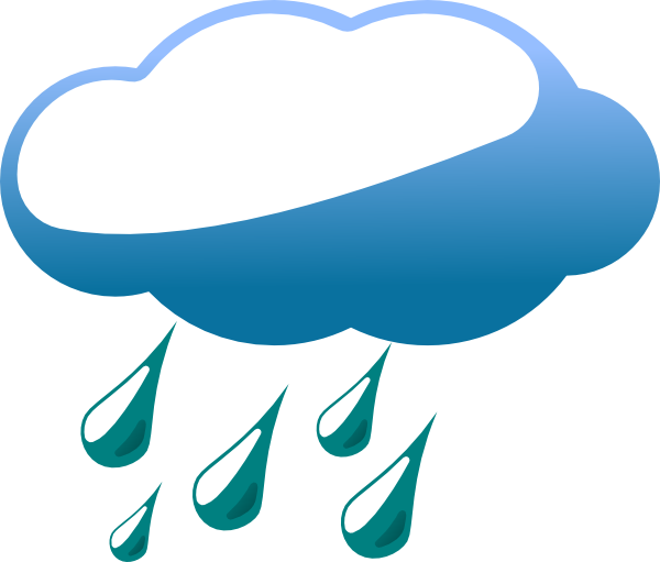 Rain Clip Art at Clker...