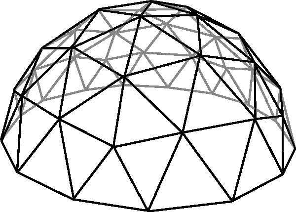 Jungle Gym Dome Clip Art at Clker.com - vector clip art ...