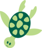 Sea Turtle Clip Art
