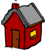 Little Shed Clip Art