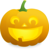Jack O' Lantern With Tooth Clip Art