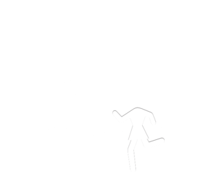 Children Crossing White Clip Art
