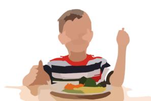 Eat Your Veggies Clip Art at Clker.com - vector clip art ...