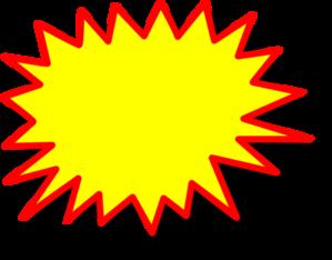 starburst clip art at clker com vector clip art online royalty rh clker com starburst vector free starburst vector art