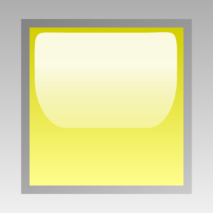 Led Square Yellow Clip Art