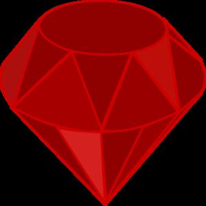 Transparent Ruby Clip Art at Clker.com - vector clip art ...