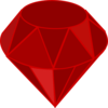 Transparent Ruby Clip Art