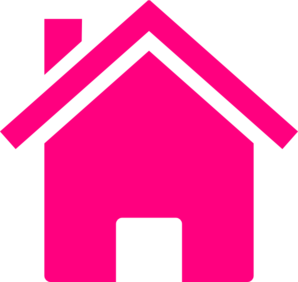 simple pink house clip art at clker com vector clip art online rh clker com simple clipart pictures simple clip art free images