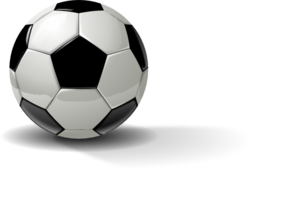 Real Soccer Ball Clip Art