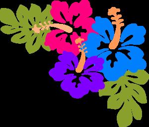 Hibiscus Clip Art At Clkercom Vector Clip Art Online Royalty