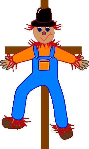 scarecrow clip art at clker com vector clip art online royalty rh clker com