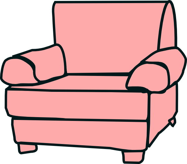 furniture clip art at vector clip art online. Black Bedroom Furniture Sets. Home Design Ideas