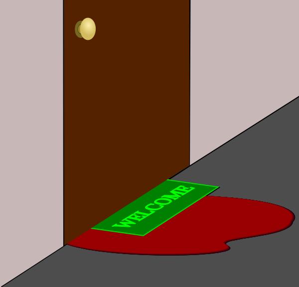 Pool Of Blood Clip Art at Clker.com - vector clip art ...